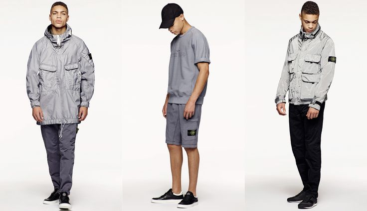 6415 Stone Island_ Spring Summer '016_Lookbook