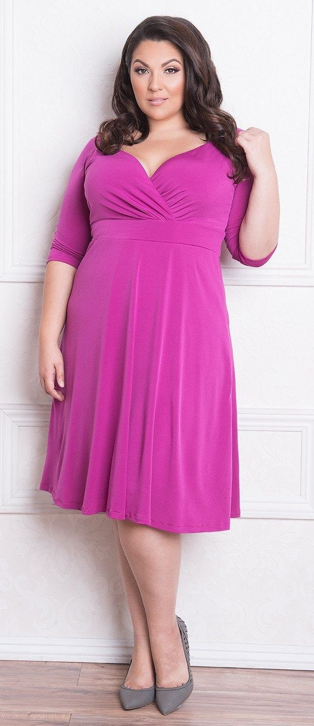 17 best images about plus size fashion on pinterest plus Wedding guest dress 22