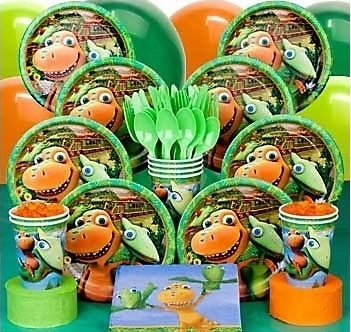 Dinosaur Train Party by Birthday in a Box From $9.89. carter loves this little show