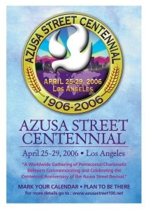 pentecostalism azusa street