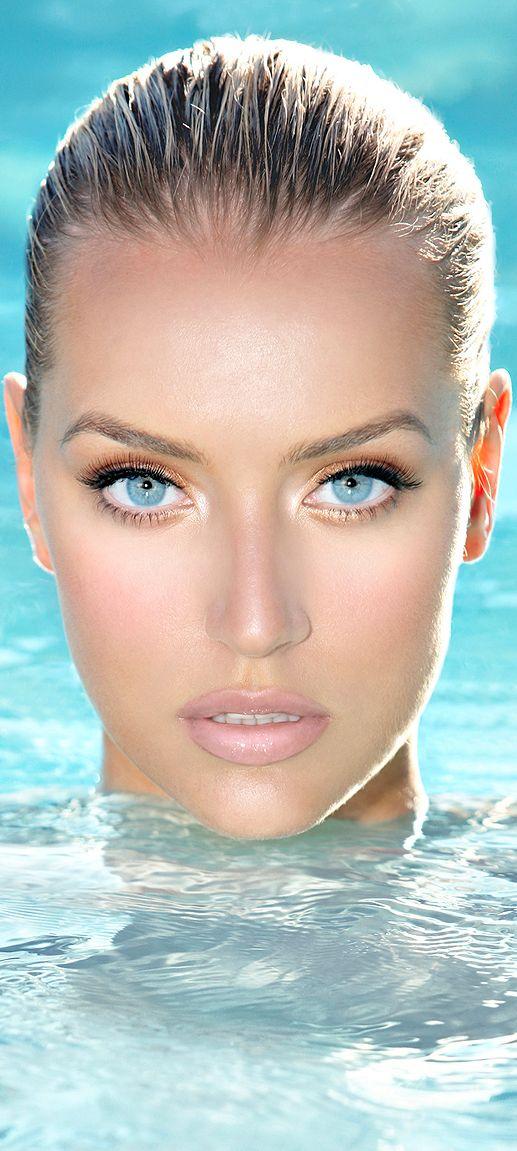 Coucou Suzette Blue Eye Pin | Coucou Suzette