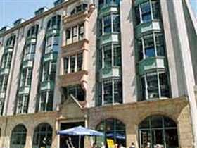 Citystay Mitte Berlin Map. Information on Local Amenities and Travel D