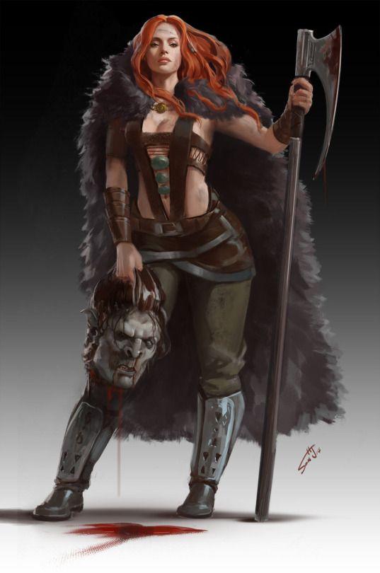 Bárbara - a bárbara 3º Era de Lennídia