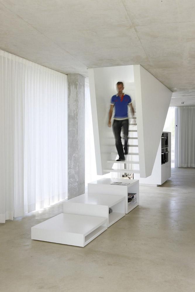 Weil Arets Architects #interiors #interior #stair #escalier #archi #architecture #home #interiordesign