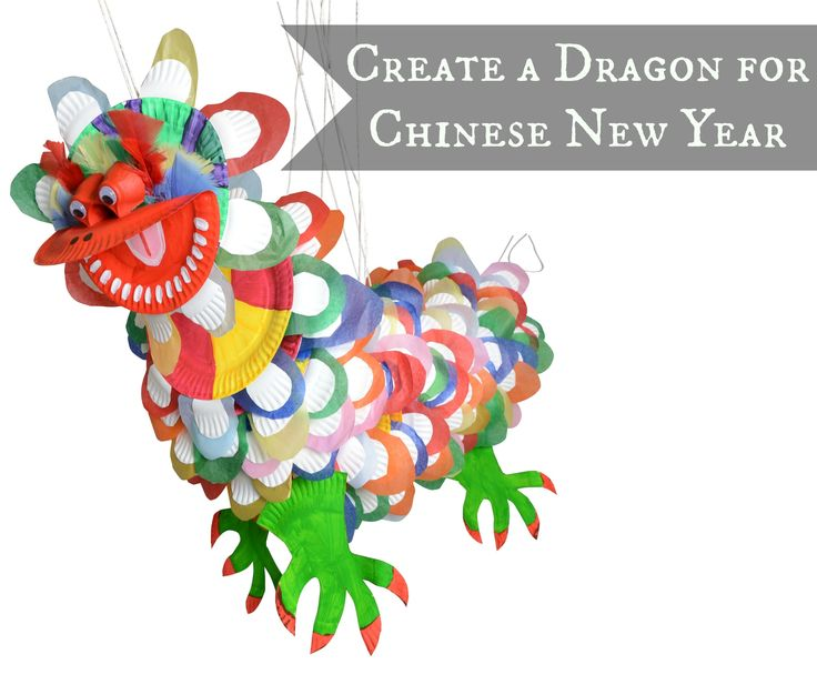 Get the whole class involved in creating a dragon for Chinese New Year with our quick and easy guide