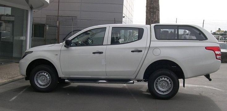 Hard Top Fiat Fullback ventanas correderas made in Totem