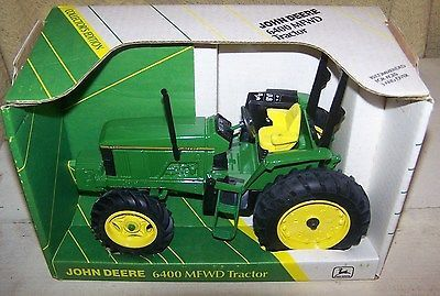 Contemporary Manufacture 156623: John Deere 6400 Mfwd 1 16 Scale Tractor Nib -> BUY IT NOW ONLY: $39.95 on eBay!
