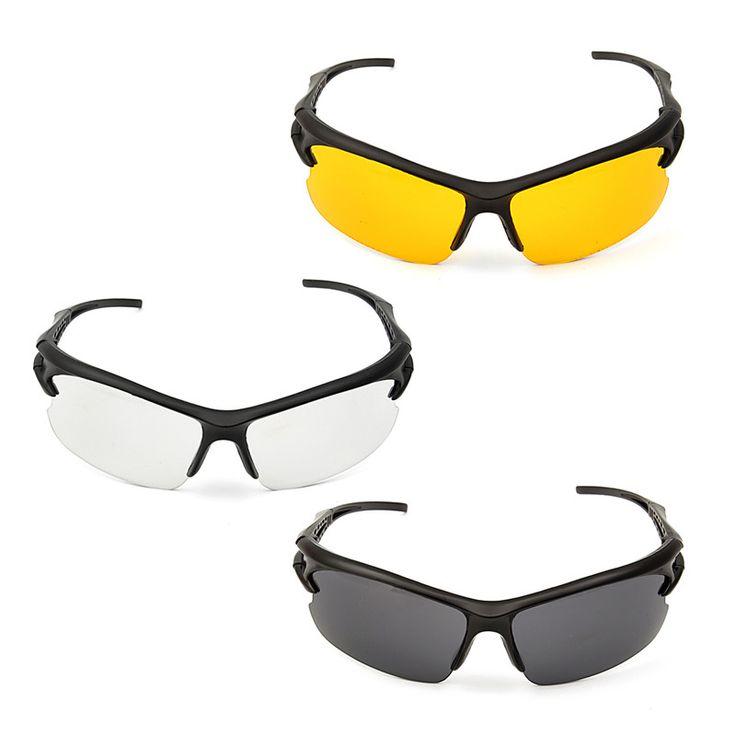 Tres Colores de Seguridad Gafas Protectoras Transparentes Y Trabajo Viento Y Gafas Protectoras Anti-Vaho Gafas de Seguridad Médica