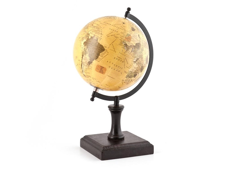 WORLD GLOBE 45CM WITH STAND