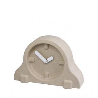 Invotis Orange Studio Paper Pulp Clock
