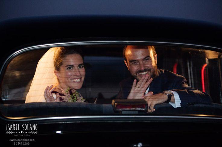 #coche novios #boda #fotografia #España