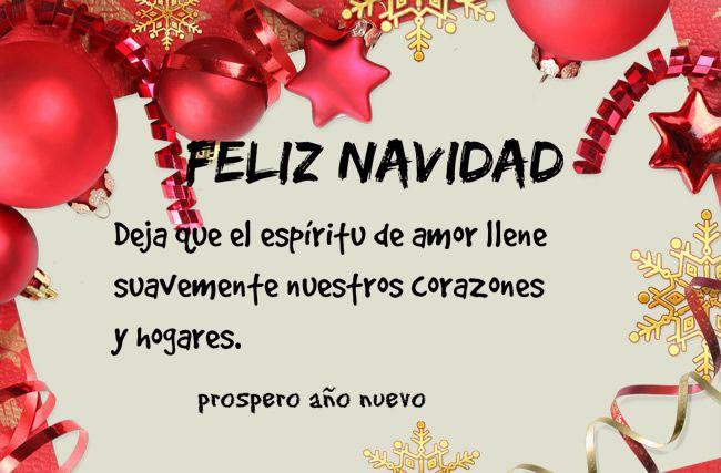 Frases Para Felecitar La Navidad.Frases Originales Para Felicitar En Navidad Y Ano Nuevo