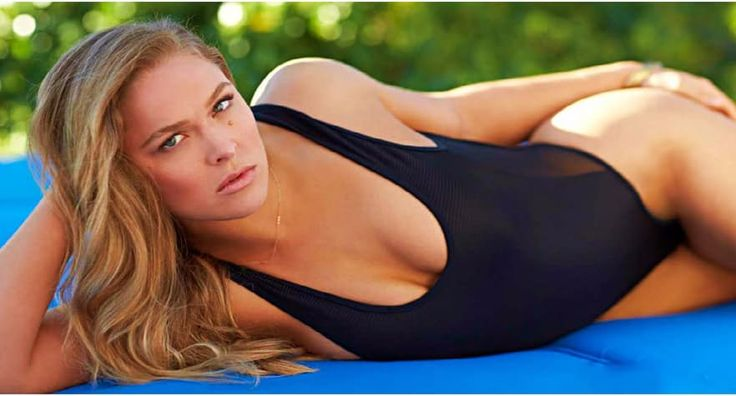 15 Photos That Will Make It Hard To Believe Ronda Rousey Is A Fighter