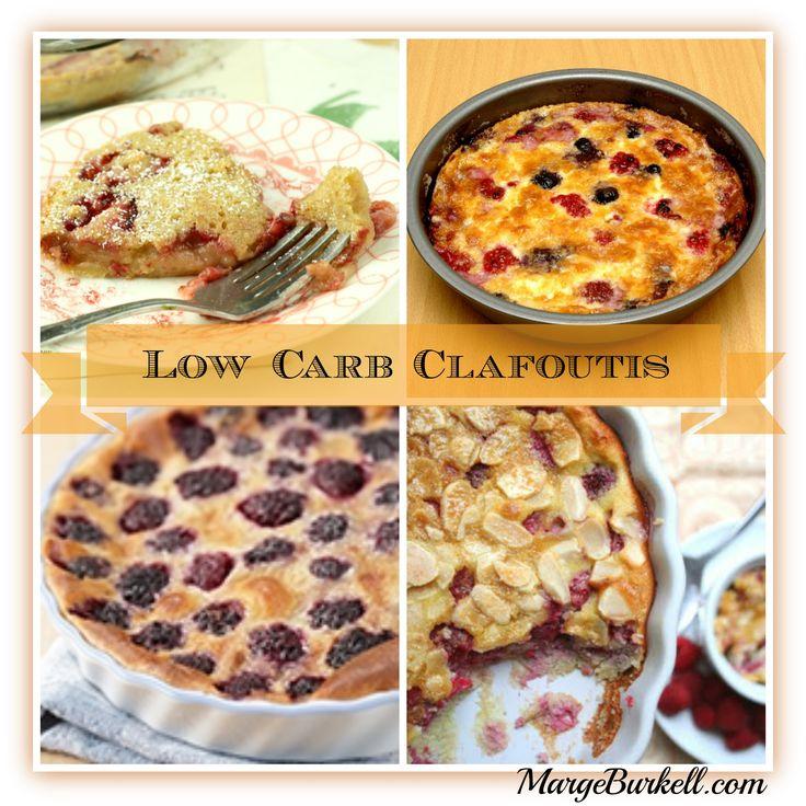 Delicious Low Carb Clafoutis Recipes