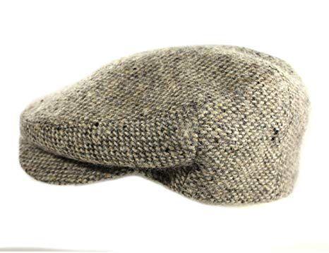 Irish Wool Cap Tan Fleck Made in Ireland Jonathan Richards Review ... 51a6e88099d6