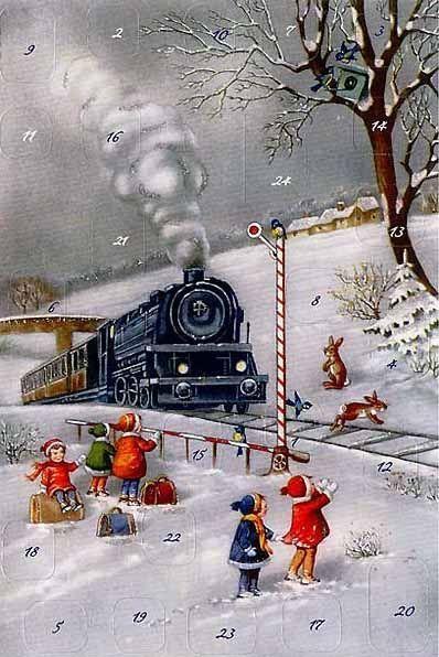 Una delle tradizioni più diffuse del periodo pre-natalizio è quella del Calendario dell'Avvento che, secondo i più, ha origine in Germania....