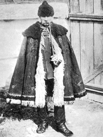 Subás férfi (Hódmezővásárhely, 20. sz. eleje) - Hungary