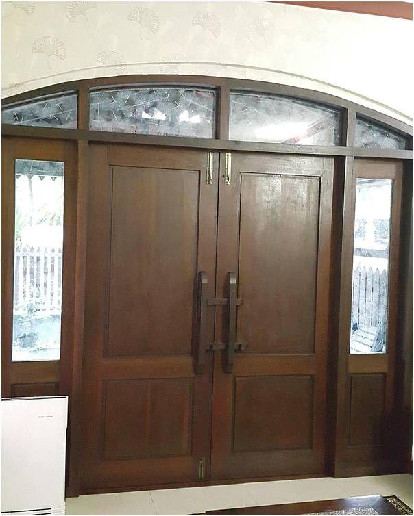 Pintu rumah 2 pintu untuk rumah minimalis