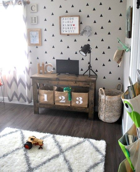 Little Boys Bedroom, Boys Bedroom, Boys Bedroom Reveal, Bedroom, Kids Bedroom…                                                                                                                                                                                 More