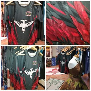 Tiwi Bombers Youth Girls OFFICIAL MERCHANDISE has arrived and is available for purchase from Starwin Shopfront. We have Singlets, Shirts and Bags. You can also purchase supporters membership. Proceeds support youth girls leadership program. Please Call Karina on 0402303867 for all enquires. #ladies #mens #singlets #shirts #tiwiart #tiwibombersyouthgirlsteam #bombers #youth #bundarra #starwinshopfront #socent #Darwin #rydgesdarwin #polyester #tbfc #ntflyouthgirlspremiers #kickinggoals