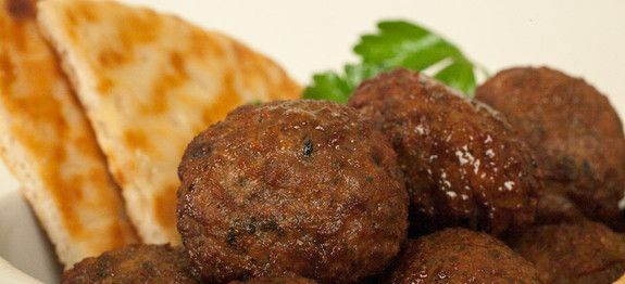 Keftedes (greek meatballs)   My Greek Dish