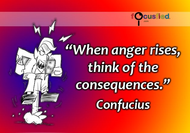 """""""When anger rises, think of the consequences."""" #quote #inspire #motivate #inspiration #Motivation #anger #consequences #angerquotes #quotes"""