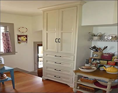 Www.remodelbyyou.com Great Way To Dress Up An Old Piece Of Furniture Or ·  Kitchen Cabinet DoorsKitchen ...