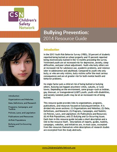 prevention program resource guide essay Home page for the vha national center for health promotion and disease prevention  health care resources for veterans and the public are located on this page.