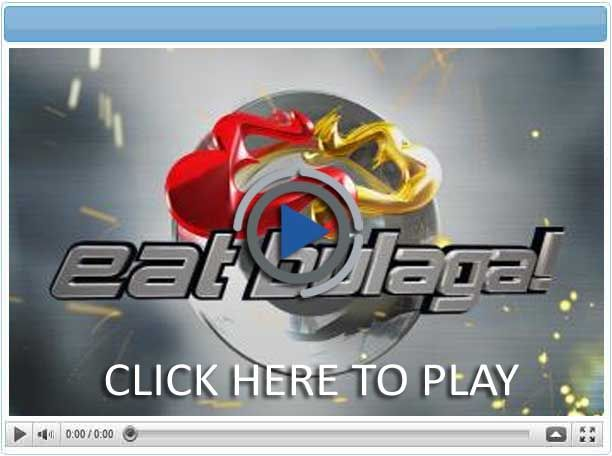 Eat Bulaga - Pinoy Show Biz  Your Online Pinoy Showbiz Portal