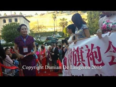 Universe Multicultural Film Festival  2015 Tracy Reiner Damian De langeron