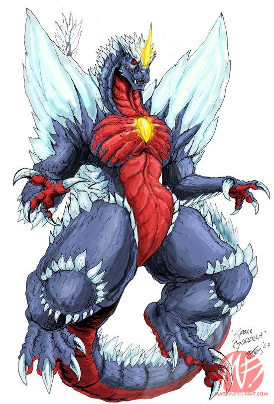Space Godzilla neo
