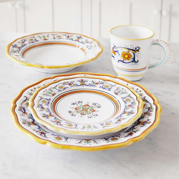 147 best Italian Pottery images on Pinterest | Italian ...