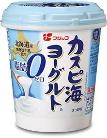 カスピ海ヨーグルト脂肪ゼロ|商品紹介|フジッコ カスピ海ヨーグルト