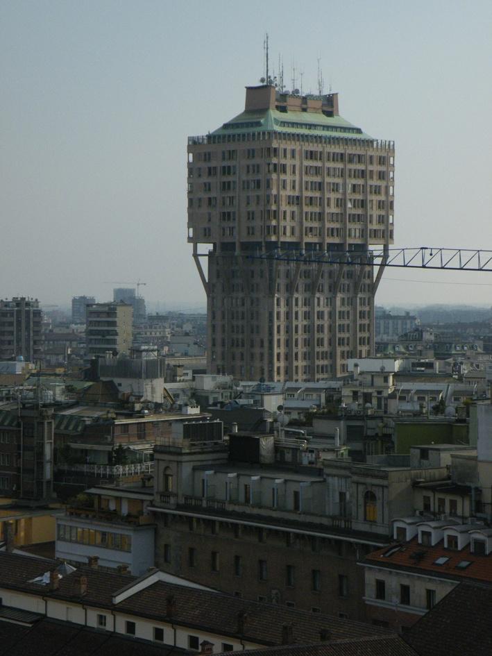 BBPR, Torre Velasca, Milano