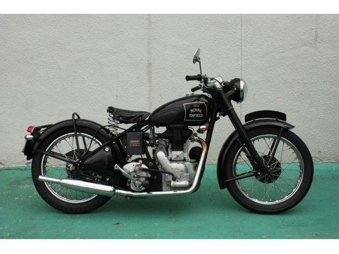 Royal enfield  model G 1951