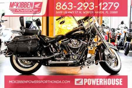 Used 2013 Harley-Davidson FLSTC Heritage Softail Classic Motorcycles For Sale in Florida,FL. 2013 HARLEY-DAVIDSON FLSTC Heritage Softail Classic, This one of a kind is #0352 of #1900 batch that Harley-Davidson made for this year, make and model. Its beautiful two tone paint stands out from the crowd! You have to see this bike in person to truly appreciate the craftsmanship, detail, accessories and everything else this bike has to offer. Don't miss this once in a lifetime opportunity to have…