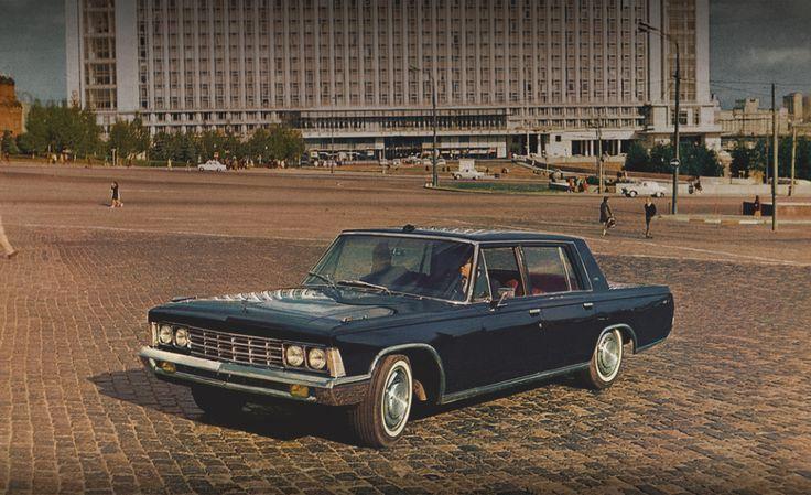 Сравнение отечественного и зарубежного автопрома 70-х годов - Колеса.ру