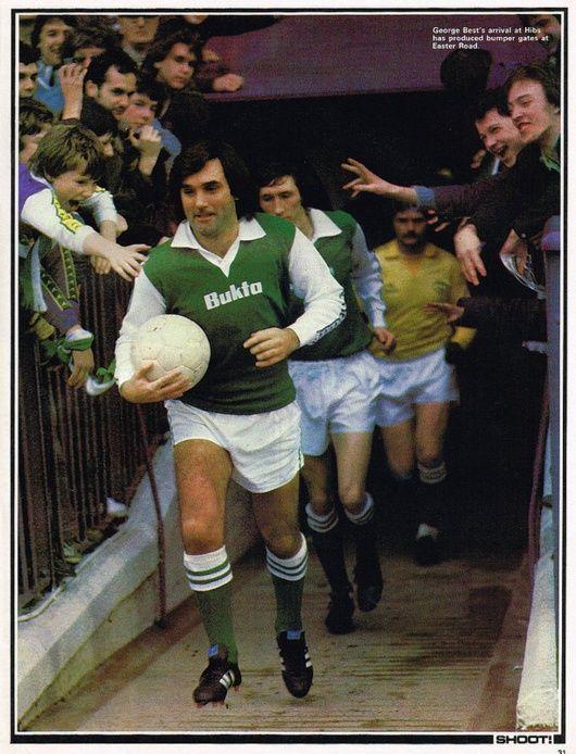 George Best, Hibs