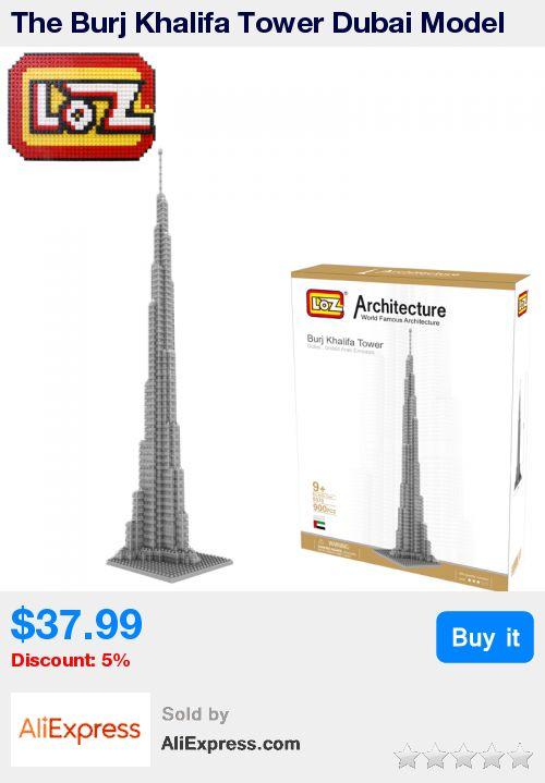 The Burj Khalifa Tower Dubai Model Building Blocks World Famous Building Blocks Toys 3d Model PVC Diamond Building Blocks  * Pub Date: 11:18 Jul 7 2017