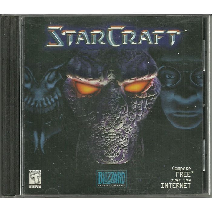 PC Game Software StarCraft CD-ROM Windows 98 95 NT Power Macintosh Version 1.05b Listing in the PC Engine,Vintage & Retro,Video & Computer Gaming Category on eBid Canada | 156211236 CAN$10.00 + Shipping