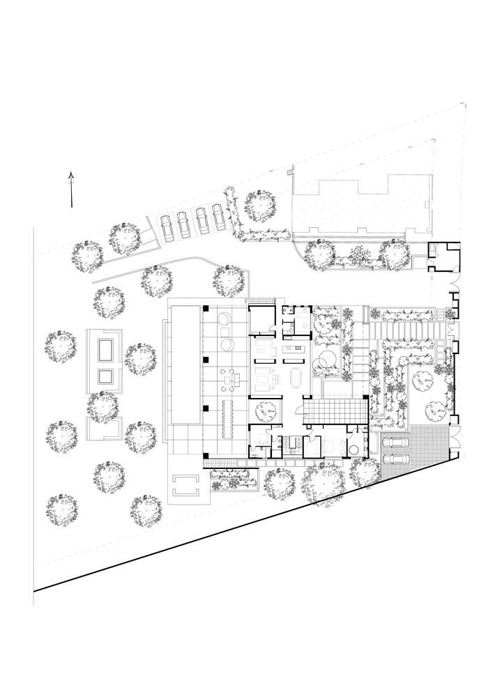 Gallery Of The Artistic House Dan Hila Israelevitz Architects 23 Architect Architecture House House