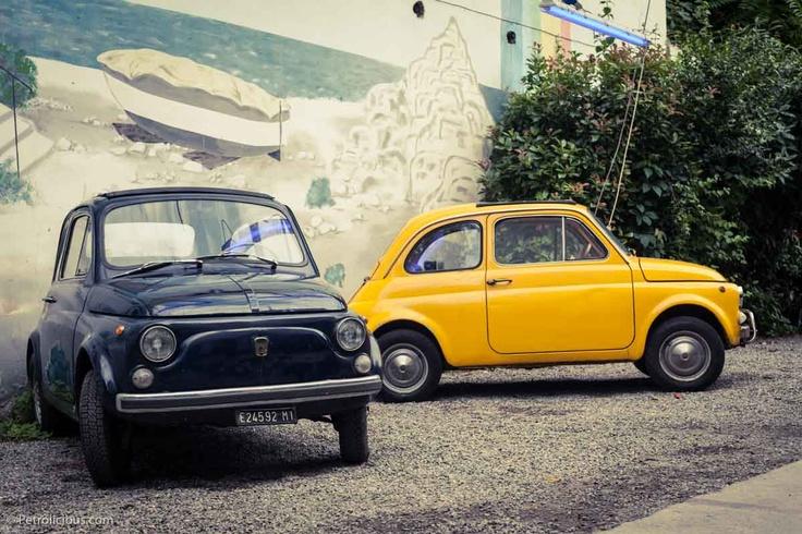 The Fiat 500: Cute, Little Badass