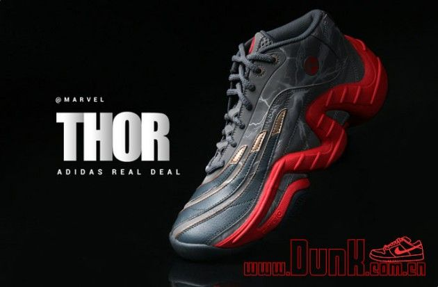 131ed0ab2f80 Adidas Thor Real Deal