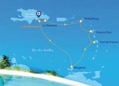 #Croisiere Tropical dans les #Caraibes en Tout Inclus et #francophone.