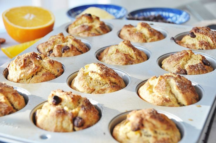 Chip Pecan Corn Muffins. This is what you get when you cross a muffin ...