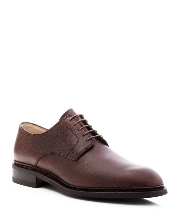 Paraboot Chopin Plain Toe Derby Shoes