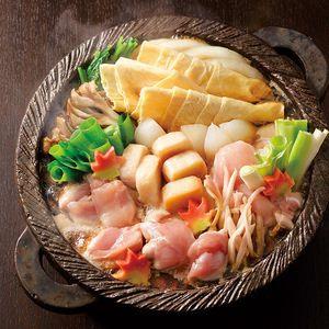 京料理の伝統を受け継ぐ「美濃吉」の味覚を。【丹波あじわいどりのすき焼きセット】