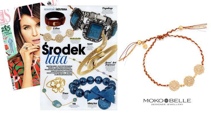 #mokobelle #mokobellejewellery #jewellery #jewelry #bransoletka #lifestyle #bijou #stars #pressroom #partystyle