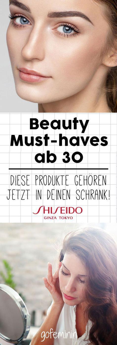 Beauty-Check:+Diese+5+Produkte+sollte+jede+Frau+ab+30+besitzen!