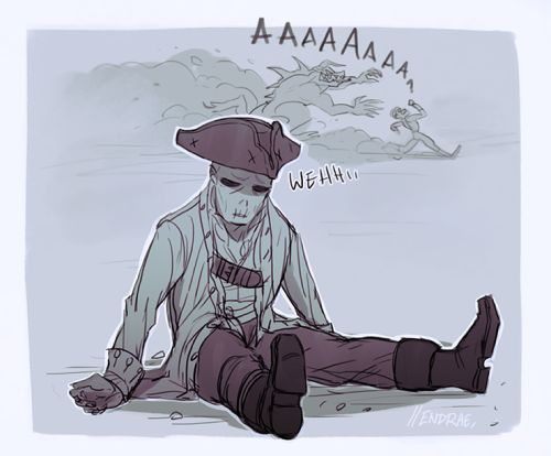 endrae:  Hancock always looks so small and sad when being knocked down ..while my sole survivor gets his ass handled to him good times  Get up Hancock!